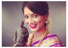 Pallavi Subhash wins best supporting actress award | Dadasaheb Phalke Academy Awards