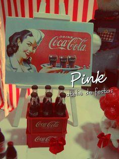 Coca-Cola Birthday Party Ideas   Photo 1 of 36