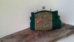 Little green bag von agnieszkamalik auf Etsy, zł115.00