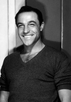 This picture of Gene Kelly makes me wish I had a time machine.  Honestly in love with this man from the bottom of my being!