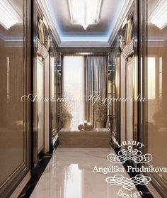 Дизайн интерьера квартиры в ЖК Андреевский - фото