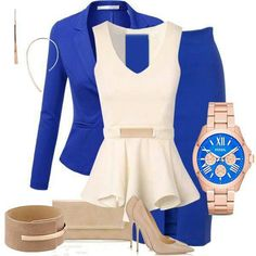 Blue !!