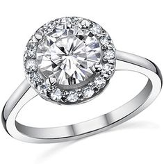 Charles Moissanite Engagement Solitaire Available Square Halo Engagement Rings, Round Halo Engagement Rings, Halo Rings, Solitaire Rings, Halo Wedding Set, Dream Wedding, Wedding Ideas, Perfect Wedding, Wedding Rings