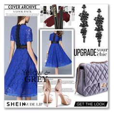 """SHEIN-Best site!"" by maiah-bee ❤ liked on Polyvore featuring L.A. Girl"