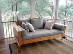 mobiliario con cuerdas