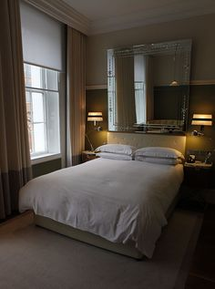 Rooms at the Great Northern Hotel London
