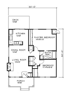 Small Flat Plan simple small house floor plans | house plans pricing | small floor