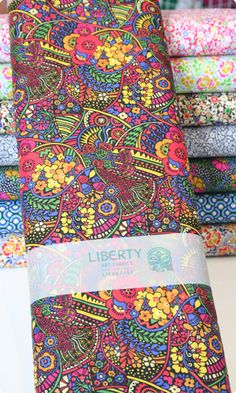 Liberty Lifestyle Fabrics - Mackintosh A