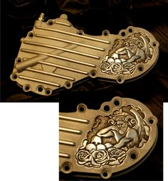Godspeed Knucklehead Motor Parts