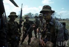LRRP Rangers- Vietnam