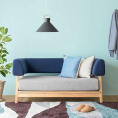 2人掛けソファー SIEVE bracket sofa|家具・インテリア通販 Re:CENO【リセノ】