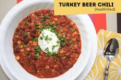 Souptember: Turkey Beer Chili - Anytime Health