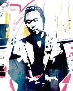 David Choe fan art by @webster746 #x23 #contest #davidchoe @davidchoe @bobbytrivia #bobbytrivia #watercolor #spraypaint #oilpainting ☠️☠️☠️
