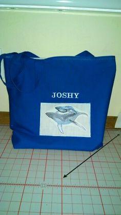 Bag for sister Lori aka Josh