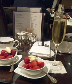 Afternoon Tea at the Grosvenor Hotel in Chester