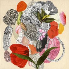 Valerie Roybal   Vintage Collage
