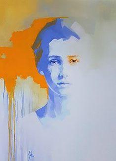 SELECTED ARTWORKS #watercolorarts