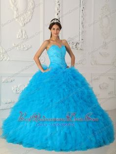 Buy satin and organza spring green sweetheart beads dresses for quinceanera from spring green quinceanera dresses collection, sweetheart neckline ball gowns in color,cheap floor length tulle dress with side zipper and for prom sweet 16 quinceanera . Sweet Sixteen Dresses, Sweet 15 Dresses, Sweet Dress, Cheap Dresses, Blue Ball Gowns, Ball Gown Dresses, Prom Dresses, Dresses 2013, Puffy Dresses