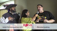 Intro 4 Guys Name Jose y Una Mujer llamada Maria #FeriaTampaBay