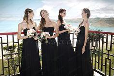 eDressit 2016 New Arrivals Sexy Black Long Dress Bridesmaid Dress Prom Gown Shop: www.edressit.com