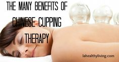 "More great information about cupping, an ancient and weirdly feel-good technique! My clients always say, ""Ya know, it feels good in a weird day."" - Abba"