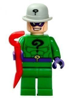LEGO DC Comics Super Heores Minifigure The Riddler with Crowbar Lego http://www.amazon.com/dp/B006JH9ZW2/ref=cm_sw_r_pi_dp_bMfoub1FVBK6B