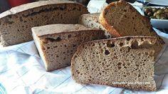 Ekşi Maya Ekmek Yapımı – Kolay Yöntem, İzmirdenlezzetler Oya Genç