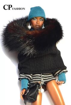 African Dolls, African American Dolls, Original Barbie Doll, Diva Dolls, Beautiful Barbie Dolls, Black Barbie, Barbie Accessories, Black Girl Fashion, Cute Dolls