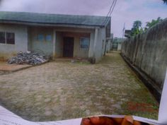A complete estate with the following facilities well fence, 4 three Bedroom flat, 6 two bedroom flat with 2 car park space each,all with complete fittings,water at every angles, Children recreational Centre and playground for party on one completed Acre of land with C of O at Ijegun road by Ile Ibadan Bus-stop, Ikotun, Lagos.  #realestate #property #estate #bungalow #forsale #Ikotun #Lagos #Nigeria