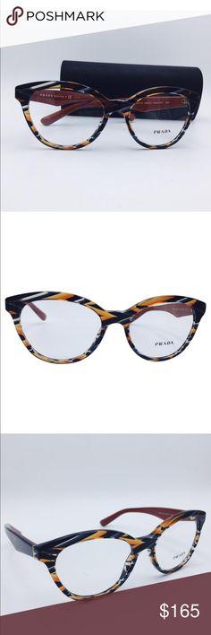 dcbafc2442908 New PRADA RX Cat Eye Trendy Glasses🧡🧡🧡 Beautiful Prada Cat Eye RX Glasses