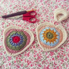 Colourful crochet | Flickr - Photo Sharing!
