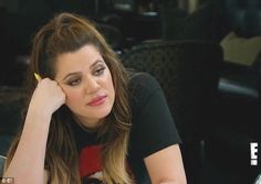 'What if he's selling stolen cars?' Khloe agreed with Kris in that Scott must keep a lot of secrets from Kourtney