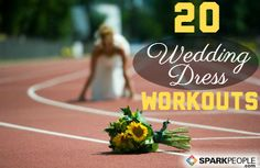 #Wedding Dress Workouts: Specific toning exercises to help you look your best in your individual dress! | via @SparkPeople @Coach Nicole #fitness #exercise #workout