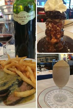 Local's guide to food and things to do in NYC   Le Relais de Venise   Yankees   Smith and Wollensky's   Xian Foods   Family Travel   Dish Our Town