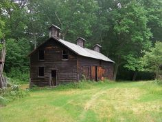 Water Gap Abandoned Farm 12 by rchrdcnnnghm, via Flickr Conashaugh, Dingmans Ferry, PA