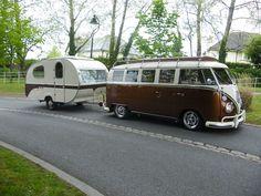 () Vintage Caravan