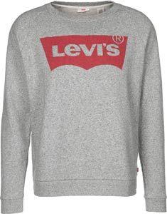 Das Levis ® Relaxed Graphic Crew Sweater ist ein Basic, wie