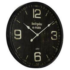 """Oversized 23.5"""" Jedrak Clock"""