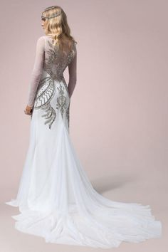 Nomadic Love   Rue De Seine Wedding Dress Collection   Bridal Musings Wedding Blog 60