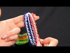 ▶ How to Make a Cobra Bracelet | Rainbow Loom