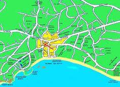 Kuvahaun tulos haulle faliraki Map, Location Map, Maps