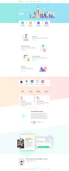 We have share variety of different web design for your inspiration and knowledge. But this time we bring out some education web design inspiration for you. Web Design Trends, App Design, Web Layout, Layout Design, Responsive Layout, User Experience Design, Instructional Design, Ui Web, Web Design Inspiration