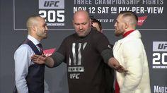 Champion vs Champion #UFC205 #UFCNYC