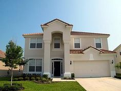 Brentwood floor plan - 2812 sq.ft. 6 bedroom 4 bath (2 story) Welcome to this elegant, and professionally decorated Orlando vacation pool home, located in the beautiful Windsor Hills Resort. Absolutel...