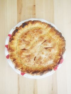Old Fashioned Sour Cherry Pie ------I like the looks of this crust but stick with my cherry pie filling recipe