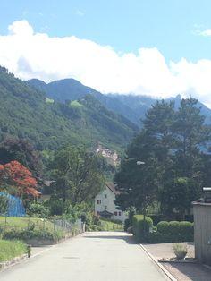 Vaduz, Liechtenstein  from A Long Weekend in Zurich, Switzerland on StefanieGrace.com