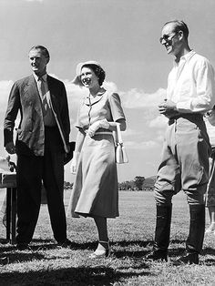 In February 1952, the 25-year-old Princess Elizabeth was enjoying a tour of Kenya with her husband of five years, Prince Philip, when her world changed forever. On Feb 6, her father King George VI died, prompting the 25-year-old royal to cut short her visit and return home, this time as the future Queen of England. http://www.people.com/people/package/gallery/0,,20395222_20596089,00.html