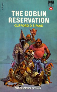 The Goblin Reservation by Clifford D. Simak