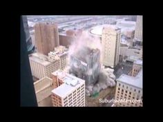 Perfect Building Demolition