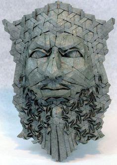 折り紙マスク